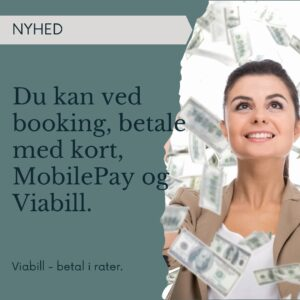 Read more about the article Nyhed ved betaling